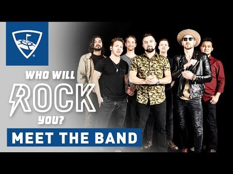 Who Will Rock You | Season 1 - Meet the Band: Chris Ferrara & The Common Good | Topgolf
