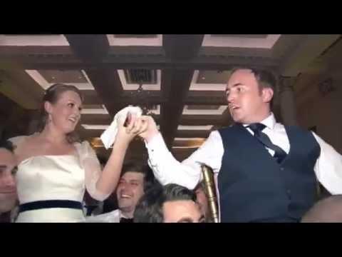 The Original Party Band   Live Israeli Music / Jewish Wedding music