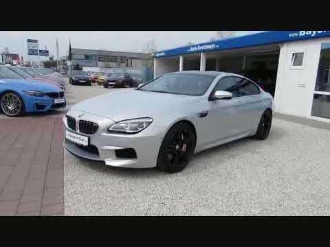 BMW M6 Gran Coupe INDIVID.COMPETITION NightV von BAYERN-CAR-GERSTMAYR GmbH