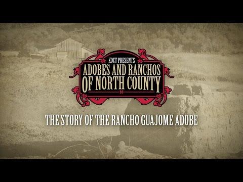 ARNC Rancho Guajome Adobe