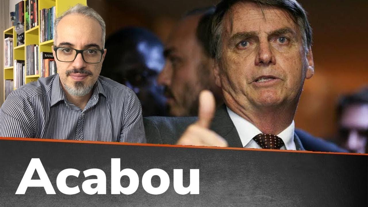 A MÍDIA NÃO MOSTROU, MAS BOLSONARO QUEBROU O NÚCLEO DA CORRUPÇÃO NO BRASIL