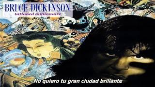 Bruce Dickinson - Tattooed Millionaire (subtitulado)