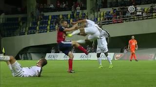 فيديو – روح دي يونج تظهر من جديد في دوري أبطال أوروبا