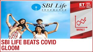 SBI Life beats COVID gloom | MD & CEO Mahesh Sharma speaks to ET Now
