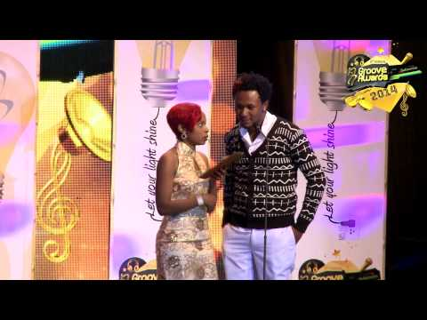 SOUTHERN AFRICA ARTIST - GROOVE AWARDS 2014