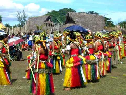 guam micronesia island fair yap dance