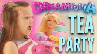 Чаювання з ляльок Barbie®™ Свитвилля Dreamtopia Барбі | Барбі