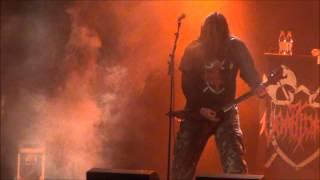 Vomitory - Regorge In The Morgue Live @ Sweden Rock Festival 2013