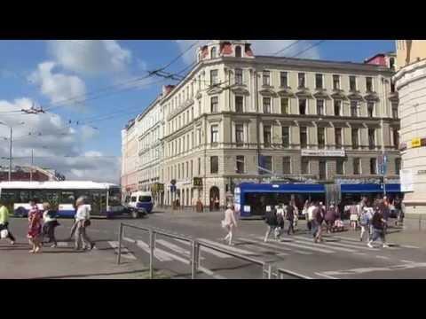 Rīga: Satekles iela. Trolleybus no. 26695