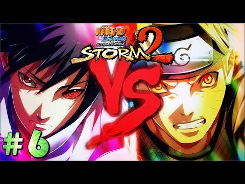 Naruto Ultimate Ninja Storm 2  - Tập 6 - Naruto Đối Đầu Sasuke | Big Bang