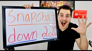 OMG Snapchat DOWN 22% after hours! | Nvidia UP $18 per share!