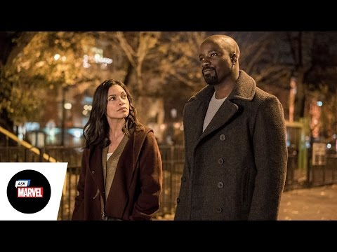 Ask Marvel: Mike Colter