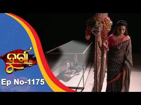 Durga | Full Ep 1175 | 13th Sept 2018 | Odia Serial – TarangTV