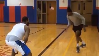 Kevin Durant Training to Become NFL Wide Receiver?! How He Ended Up with the Warriors