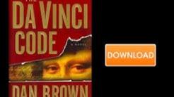 Da Vinci Code PDF - DOWNLOAD