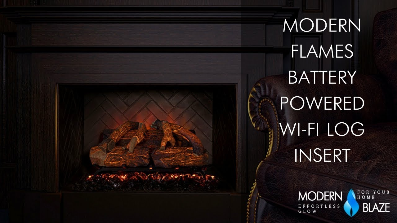 Modern Flames Battery Ed Electric
