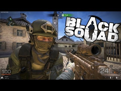 Black Squad Steam : Live Streaming