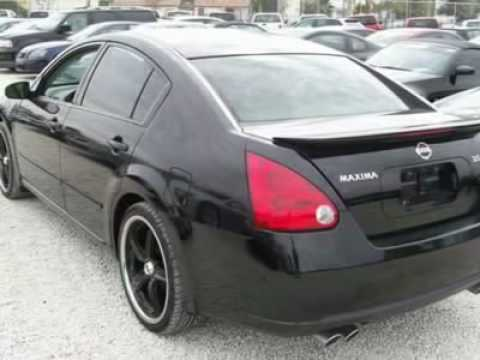 2007 Nissan Maxima Lake Worth Fl You