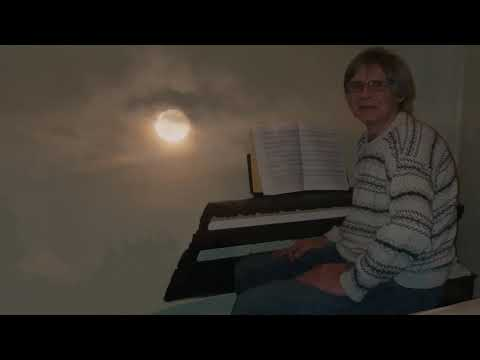 Beethoven's Moonlight Sonata, 1st Movement, Played By Peter G Mackie, Produced By Ian Woolly