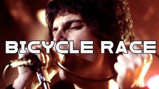 Queen - Bicycle Race - Lyrics