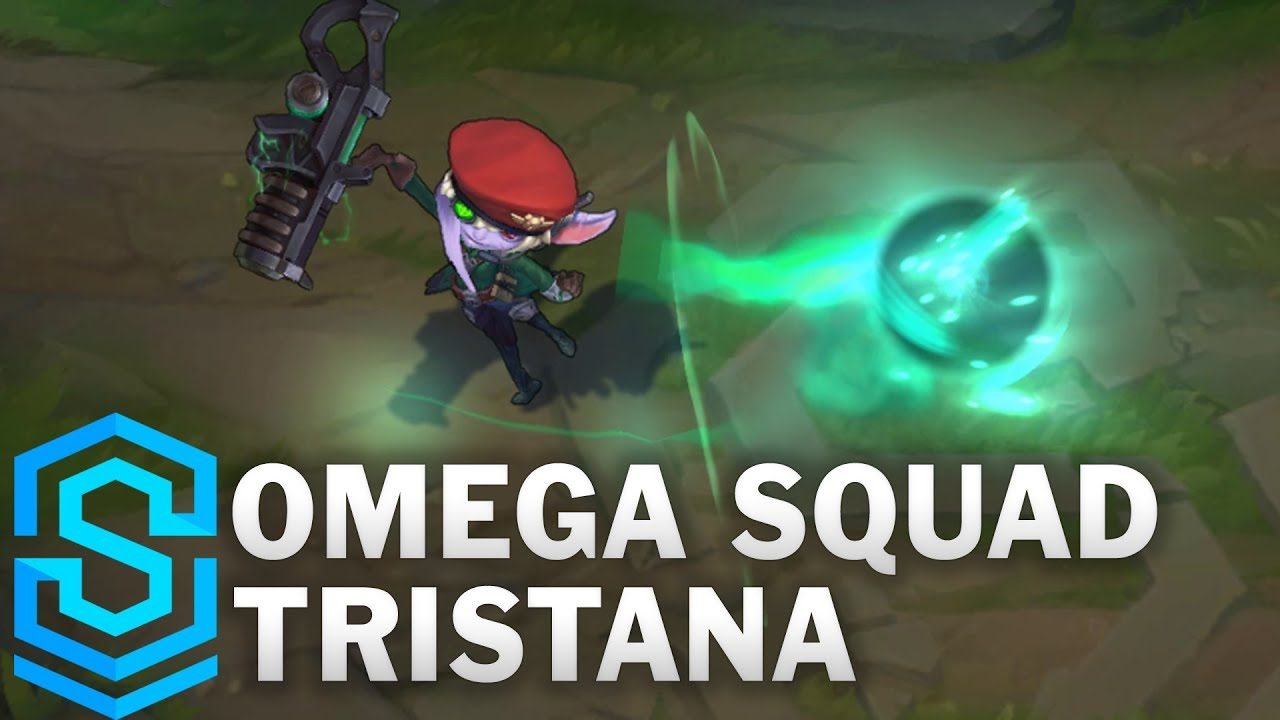 how to get tristana skin for free