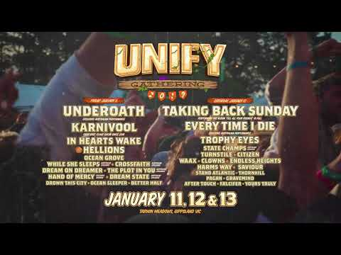 UNIFY Gathering 2019 | On Sale Now Mp3