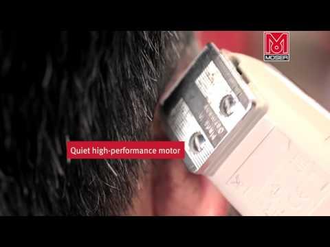 Обзор машинки для стрижки MOSER 1400