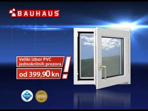 bauhaus pvc prozori ve od 399 youtube. Black Bedroom Furniture Sets. Home Design Ideas