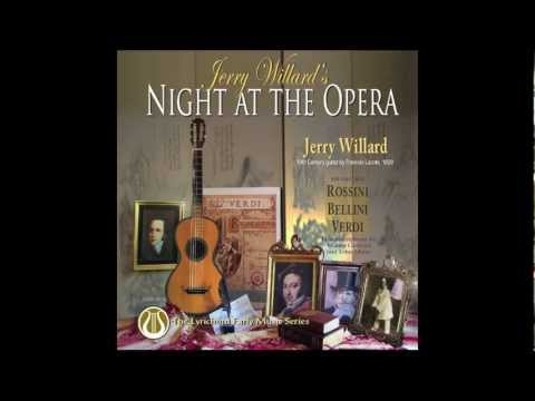 Night At The Opera - Jerry Willard 19th Century Guitar