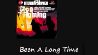 Warrior Kind Been A Long Time Stop The Fighting Riddim