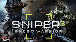 Let's Play Sniper 3 Ghost Warrior