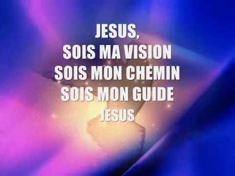 JESUS ,SOIS LE CENTRE