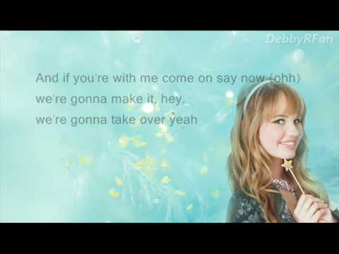 Debby Ryan - A wish comes true everyday (Lyrics on screen)