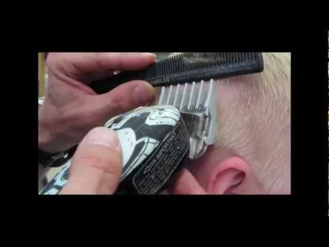 How to blend a  kids fade haircut step by step HD