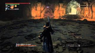 Bloodborne™ - Bestia sedienta de sangre - Bloodletting beast - Caliz afligido  Loran