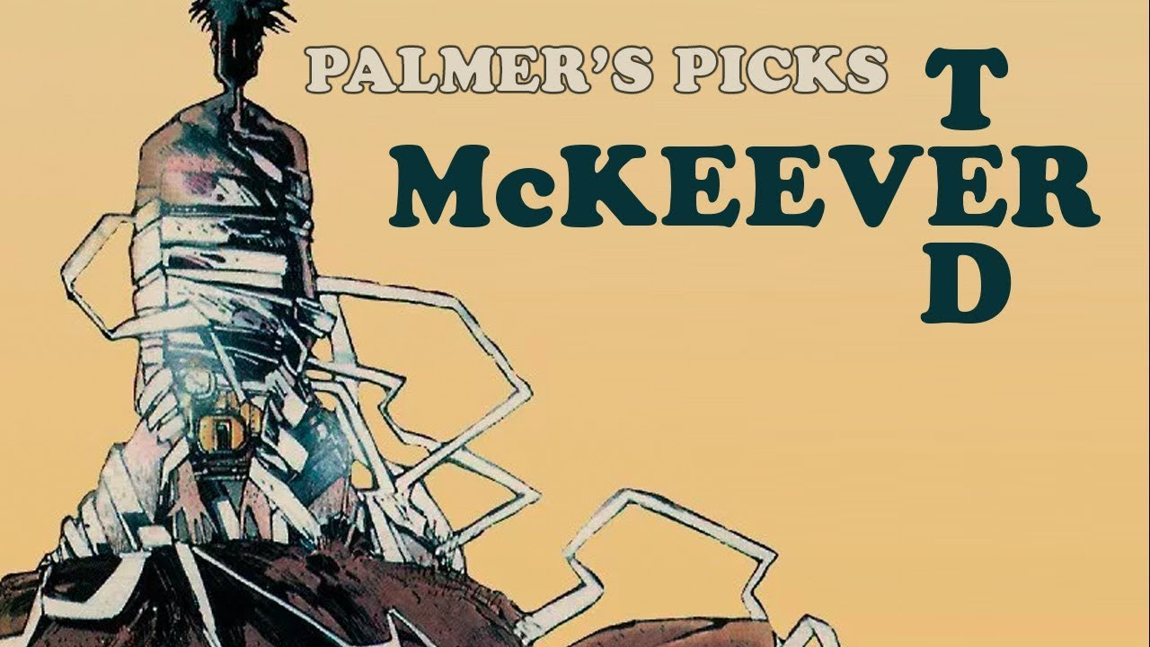 Wizard 18 Palmers Picks, Ted McKeever