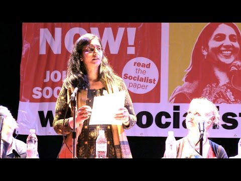 Socialist Party's Socialism 2014 Rally: Kshama Sawant