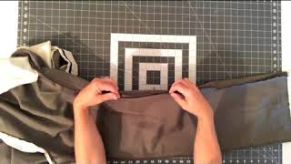 How to taper men's slacks