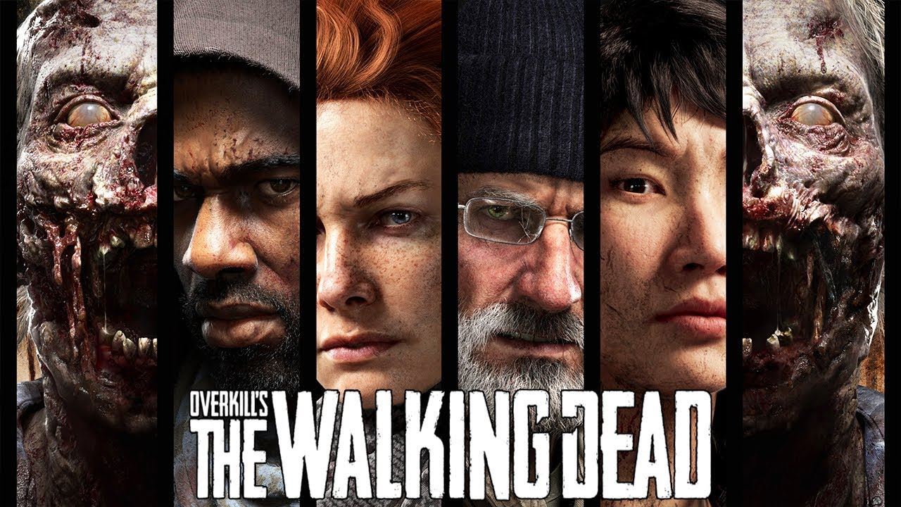 Download OVERKILL'S THE WALKING DEAD All Cutscenes Movie (Game Movie)