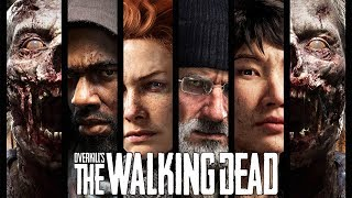 OVERKILL'S THE WALKING DEAD All Cutscenes Movie (Game Movie)