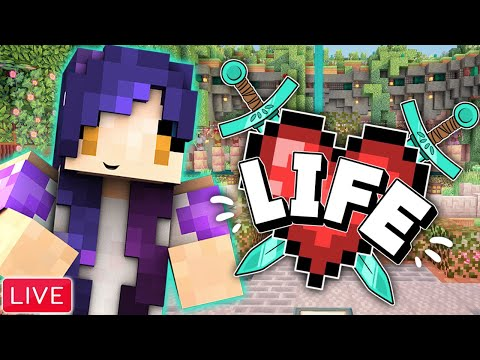 Minecraft ...But I Only Have 1 HEART! | X Life (Ep 1)