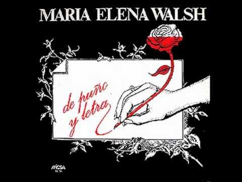 La Paciencia Pobrecita. María Elena Walsh.