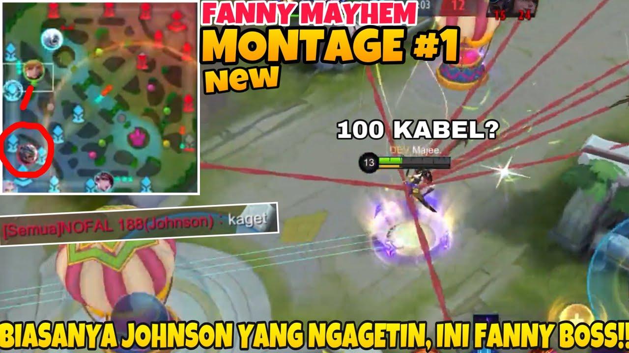 FANNY MANG MONTAGE EPS.1   Kagetin Jhonson Lagi Jalan