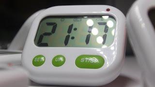 Часы будильник с вибрацией EARSIG.RU