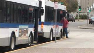 How to Ride the City Bus