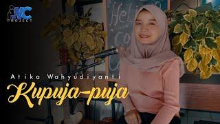 Ku Puja Puja - Ipank (Akustik Cover Lirik) Atika Wahyudiyanti