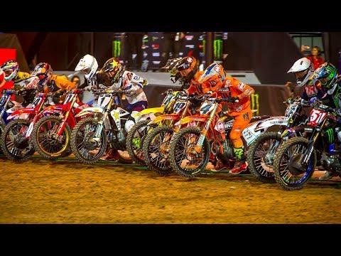 Racer X Films: The Weege Show   2019 Glendale Supercross