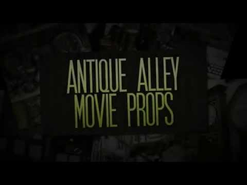 Antique Alley - Antique Collectibles & Movie Props - Antiques in New Westminster, BC