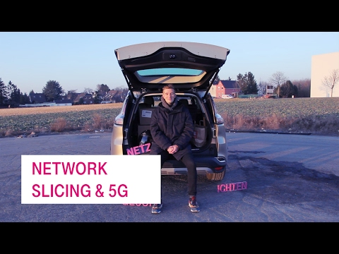 Social Media Post: Network Slicing & 5G - Netzgeschichten