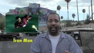 Vlog #11: Marvel Anime (....bout time!)